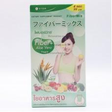 Vida Fiber Detox + Aloe 4 pcs