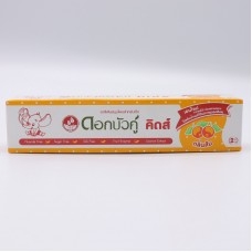 Kids Toothpaste Twin Lotus Orange 35 g